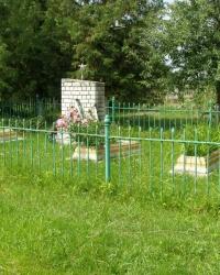 с. Малиновка. Братская могила.