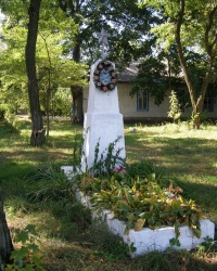 с. Морівськ. Братська могила.