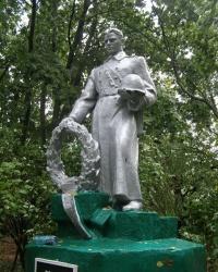 с. Олешня. братская могила (2)