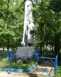 г. Остер. Братская могила (2)