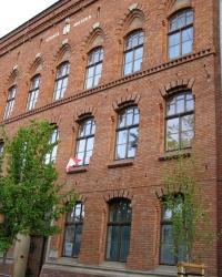 м. Краків. Будинок школи на вул. Смоленск.