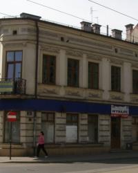 м. Краків. Будинок № 22 по вул. Лимановського.