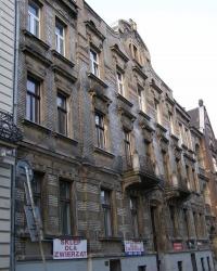 м. Краків. Будинок № 30 по вул. Пілсудського.