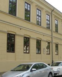 м. Краків. Будинок № 10 по вул. Юзефинській.