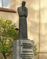 м. Краків. Пам'ятник кардиналу Сапізі.