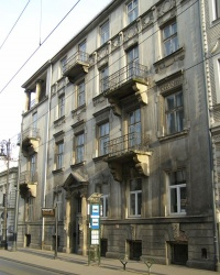 м. Краків. Будинок № 13 по вул. Пілсудського.