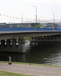 м. Краків. Грюнвальдський міст.