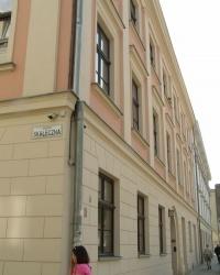 м. Краків. Будинок № 22 по вул. Августіанській.