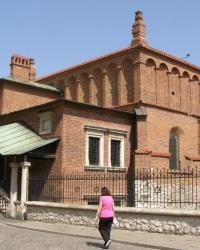 м. Краків. Стара синагога.