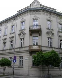 м. Краків. Будинок № 7 на площі На Греблях.