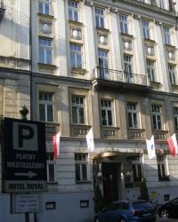 м. Краків. Готель «Royal».