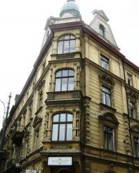 м. Краків. Будинок № 2 по вул. Студентській.