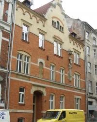 м. Краків. Будинок № 16 по вул. Гарнцарській.