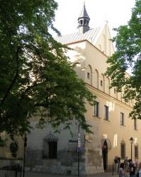 м. Краків. Церква святого Норберта.