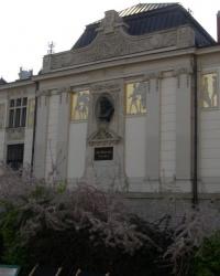 м. Краків. Палац мистецтв.