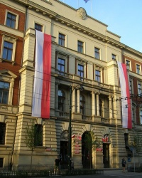 м. Краків. Будинок Малопольського воєводства.