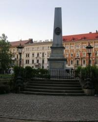 м. Краків. Пам'ятник Флоріану Стражевському.