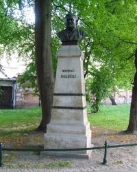 м. Краків. Пам'ятник Міхалу Балуцькому.