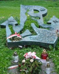 м. Краків. Пам'ятник Нарцизу Вятру.