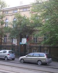 м. Краків. Будинок № 11 по вул. Вестерплатте.
