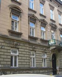 м. Краків. Будинок № 5 по вул. Склодовської-Кюрі.