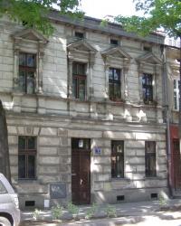 м. Краків. Будинок № 7 по вул. Барській.