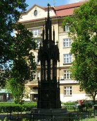 м. Краків. Пам'ятник Тадеушу Рейтану.