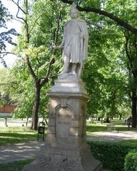 м. Краків. Пам'ятник Яну ІІІ Собеському.