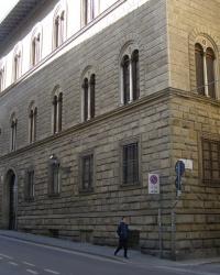 м. Флоренція. Палаццо Альберті-Маленчіні.