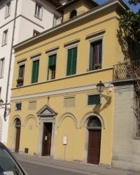 м. Флоренція. Ораторій Санта Марія делле Граціє.