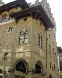 м. Флоренція. Палаццо дель Арте делла Лана.
