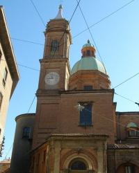 м. Болонья. Церква святих Бартоломео і Гаетано.