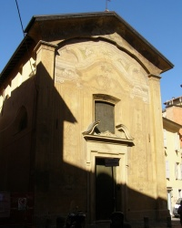 м. Болонья. Церква Сан-Донато.