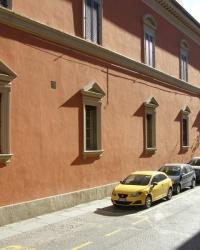 м. Болонья. Колишній монастир Сан-Проколо.
