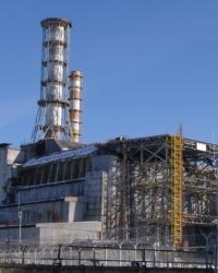 4-й блок Чернобыльской АЭС