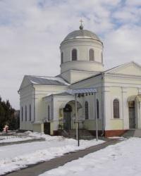 Успенская церковь в Коропе