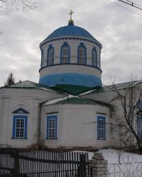с. Рыботин. Николаевская церковь