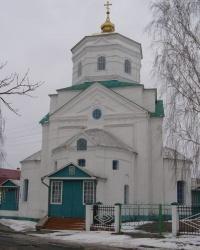 Вознесенская церковь в Коропе