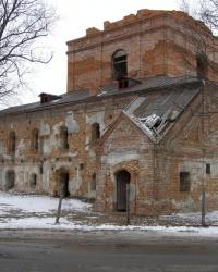 Ильинская церковь-крепость в Коропе