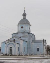 Церковь Рождества Богородицы в селе Жовтневое