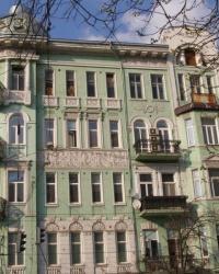 м. Київ. Будинок № 40 по Великій Житомирській