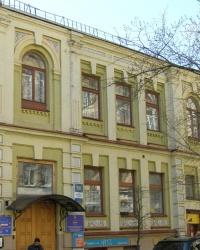 м. Київ. Будинок № 19а по вул. Рейтарській