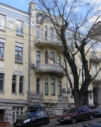 м. Київ. Будинок № 15 по вул. Лютеранській.