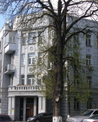 м. Київ. Будинок № 27-31 по вул. Лютеранській
