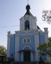 м. Барвінкове. Успенська церква