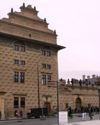 м. Прага. Шварценбергський палац.