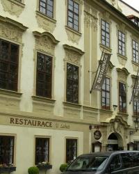 м. Прага. Лосеновський палац.