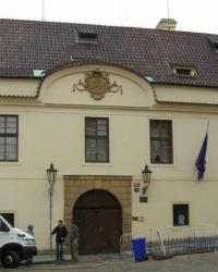 м. Прага. Хржанський палац.