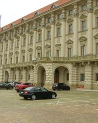 м. Прага. Чернінський палац.