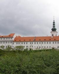м. Прага. Страговський монастир.